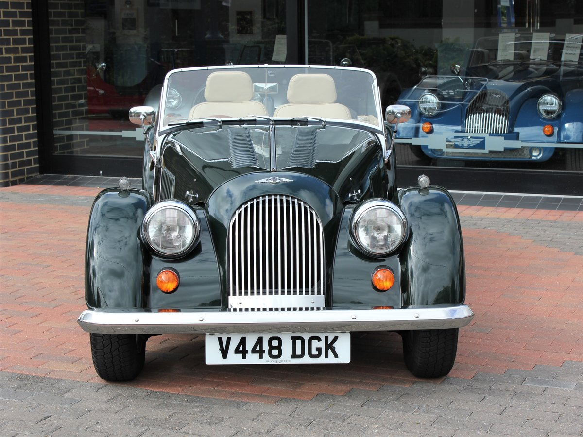 1999 MORGAN 4/4 – Sold - Similar Wanted SOLD (picture 2 of 6)