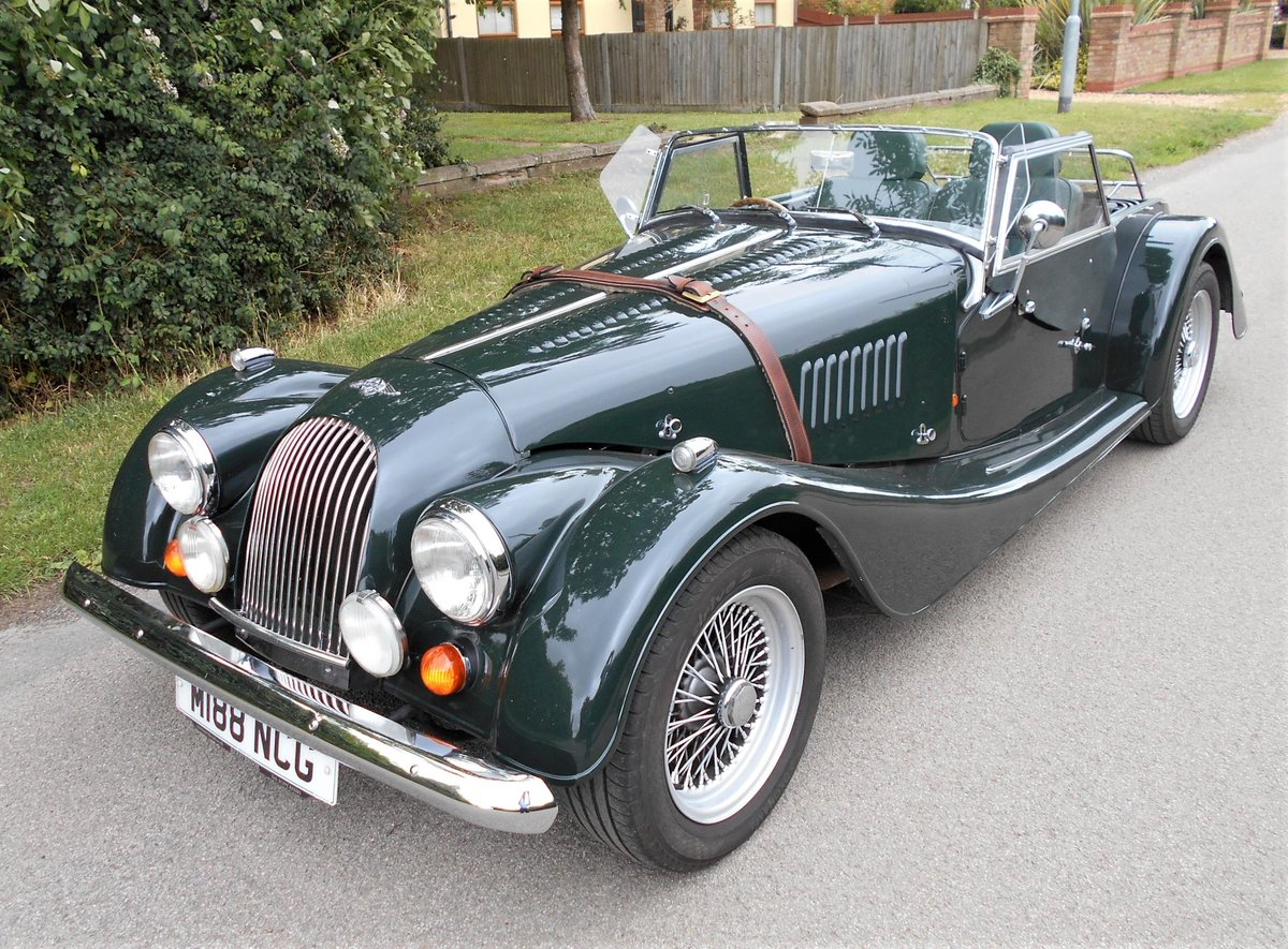 1994 Morgan Plus 4 Turbo SOLD (picture 1 of 6)