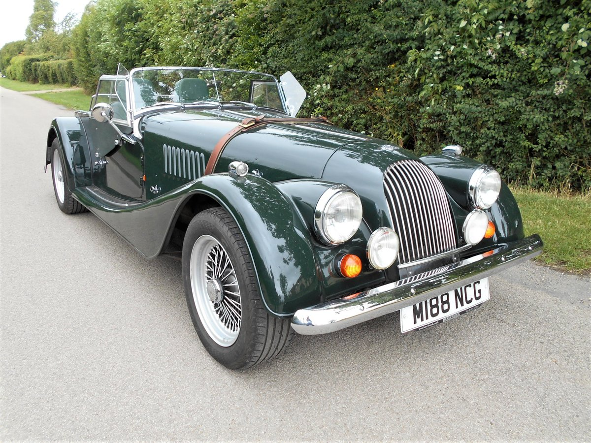 1994 Morgan Plus 4 Turbo SOLD (picture 2 of 6)