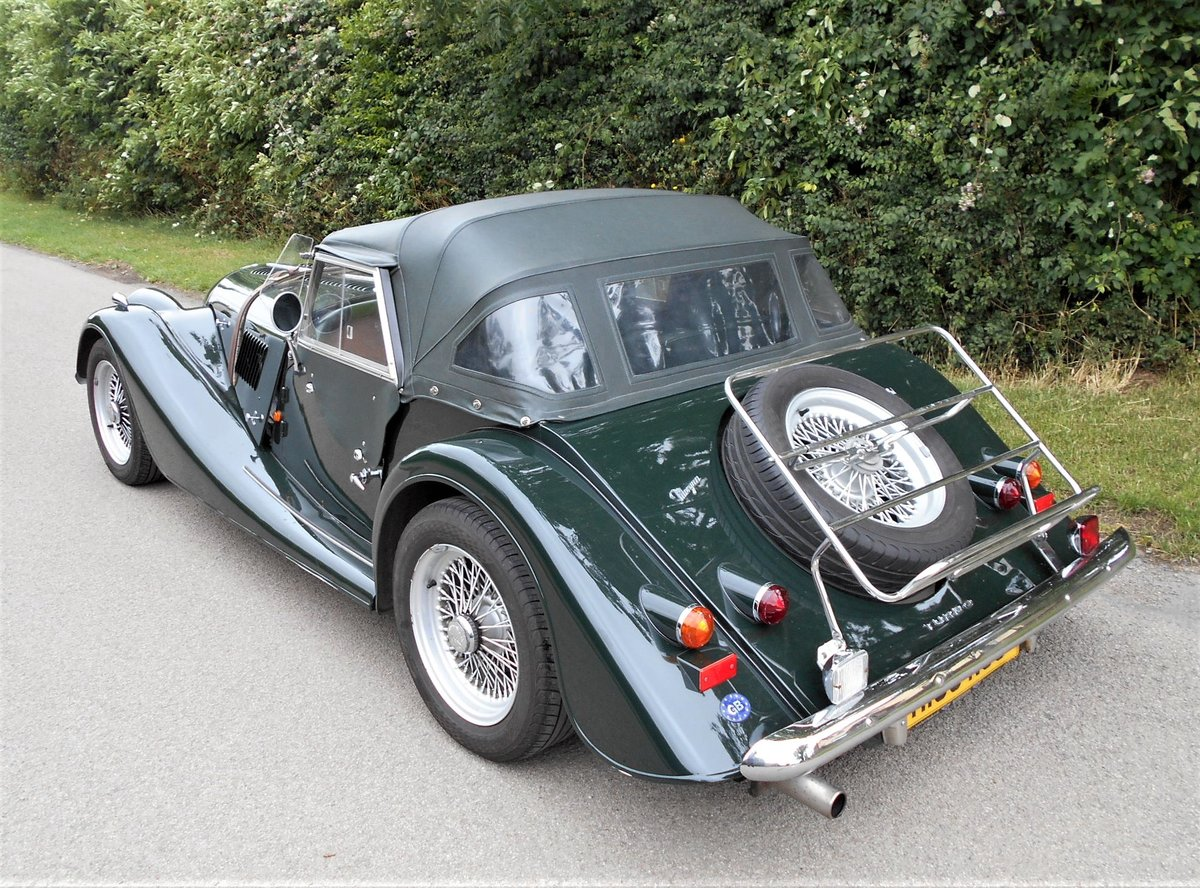 1994 Morgan Plus 4 Turbo SOLD (picture 3 of 6)