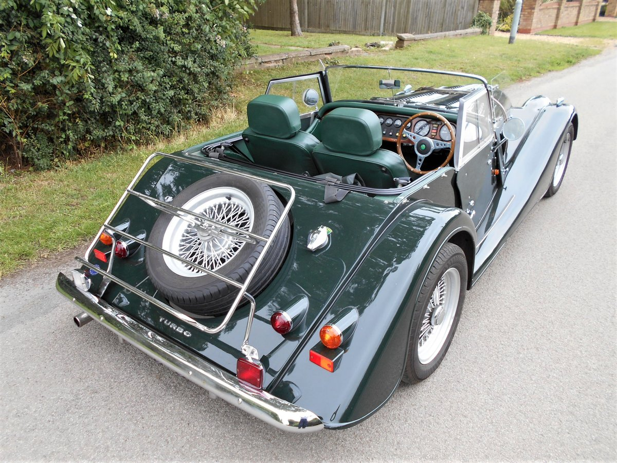1994 Morgan Plus 4 Turbo SOLD (picture 4 of 6)