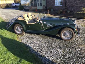 2000 Morgan 4/4 2 seater