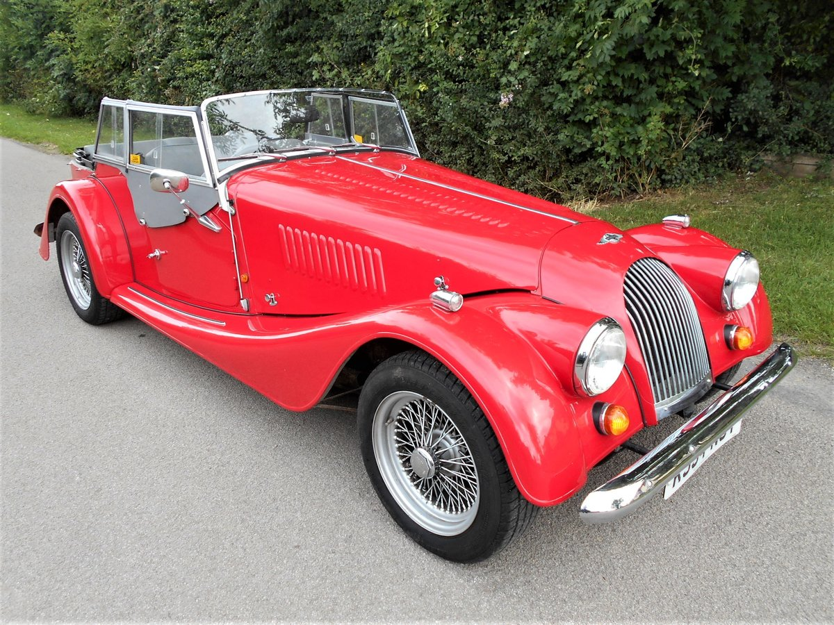 Picture of 1993 Morgan +4 4-Seater For Sale