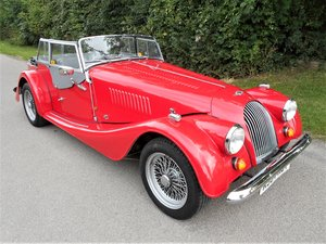 Picture of 1993 Morgan +4 4-Seater SOLD