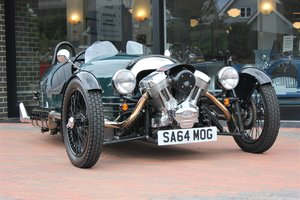 Picture of 2014 MORGAN 3 WHEELER 'BROOKLANDS EDITION' NO. 48/50 SOLD