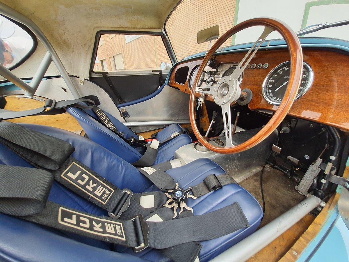 1964 Fia morgan +4 super sports spec. Rhd For Sale (picture 4 of 6)