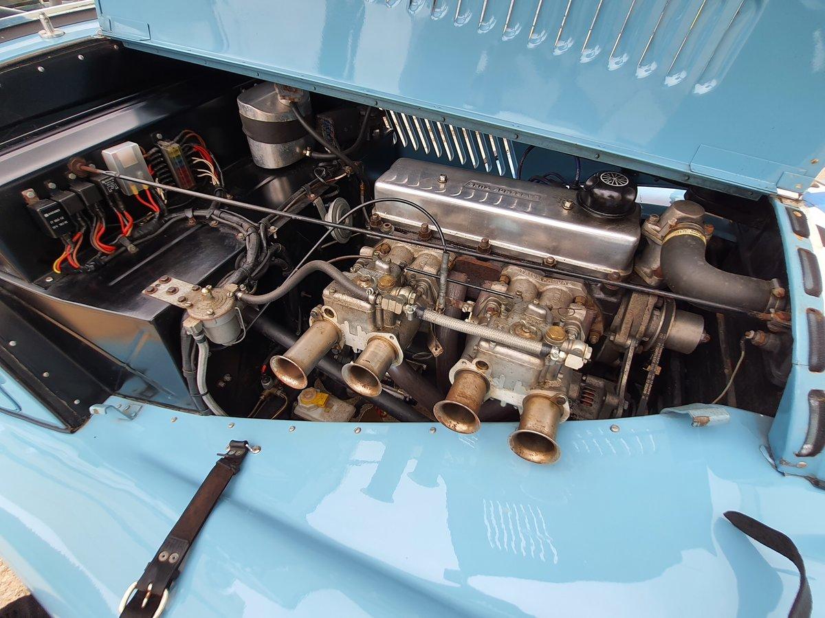 1964 Fia morgan +4 super sports spec. Rhd For Sale (picture 5 of 6)