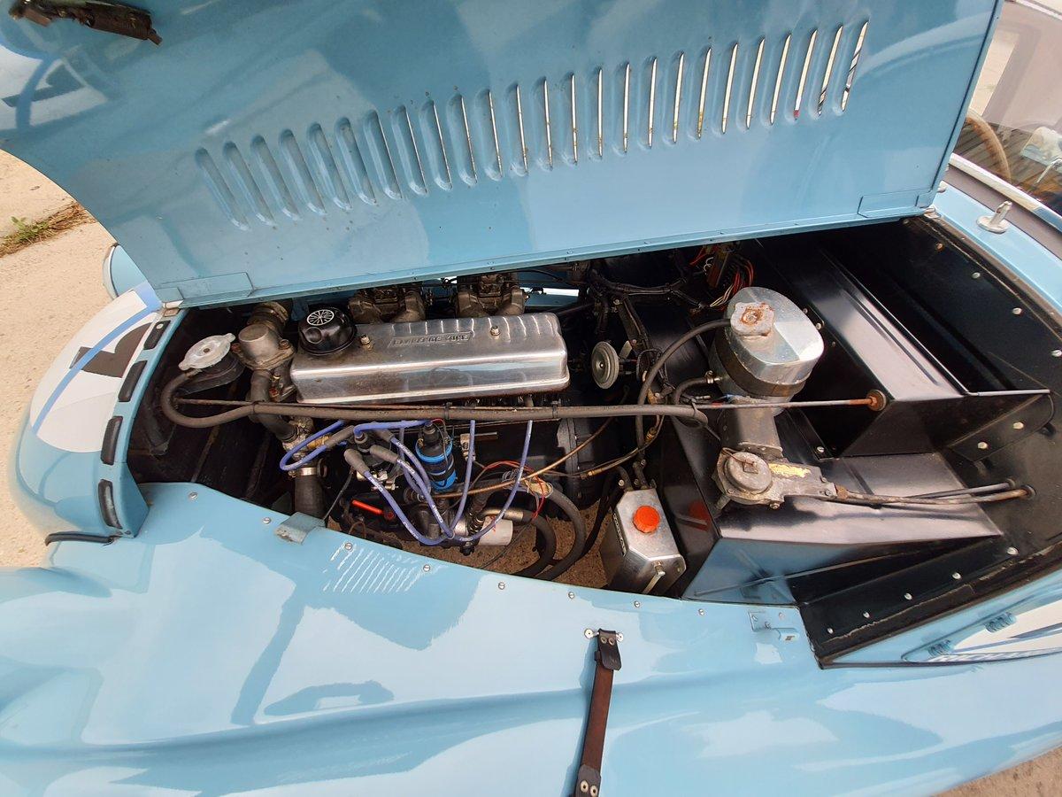 1964 Fia morgan +4 super sports spec. Rhd For Sale (picture 6 of 6)