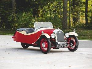 1937 Morgan F4 3-Wheeler