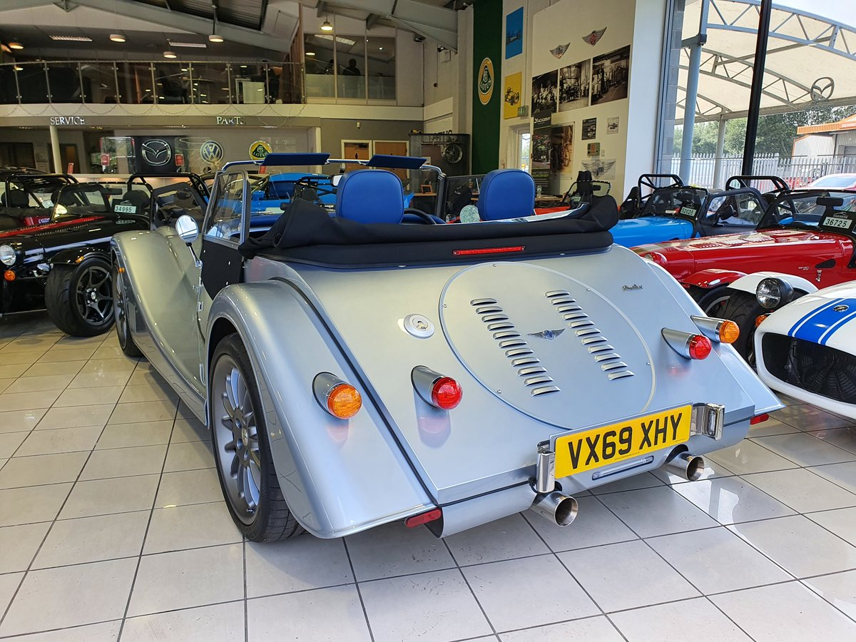 2019 Morgan Plus 6 First Edition For Sale (picture 2 of 6)