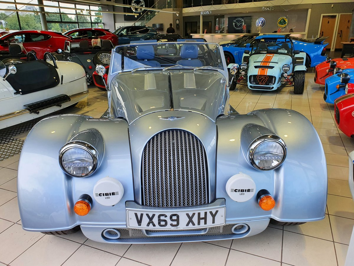 2019 Morgan Plus 6 First Edition For Sale (picture 4 of 6)