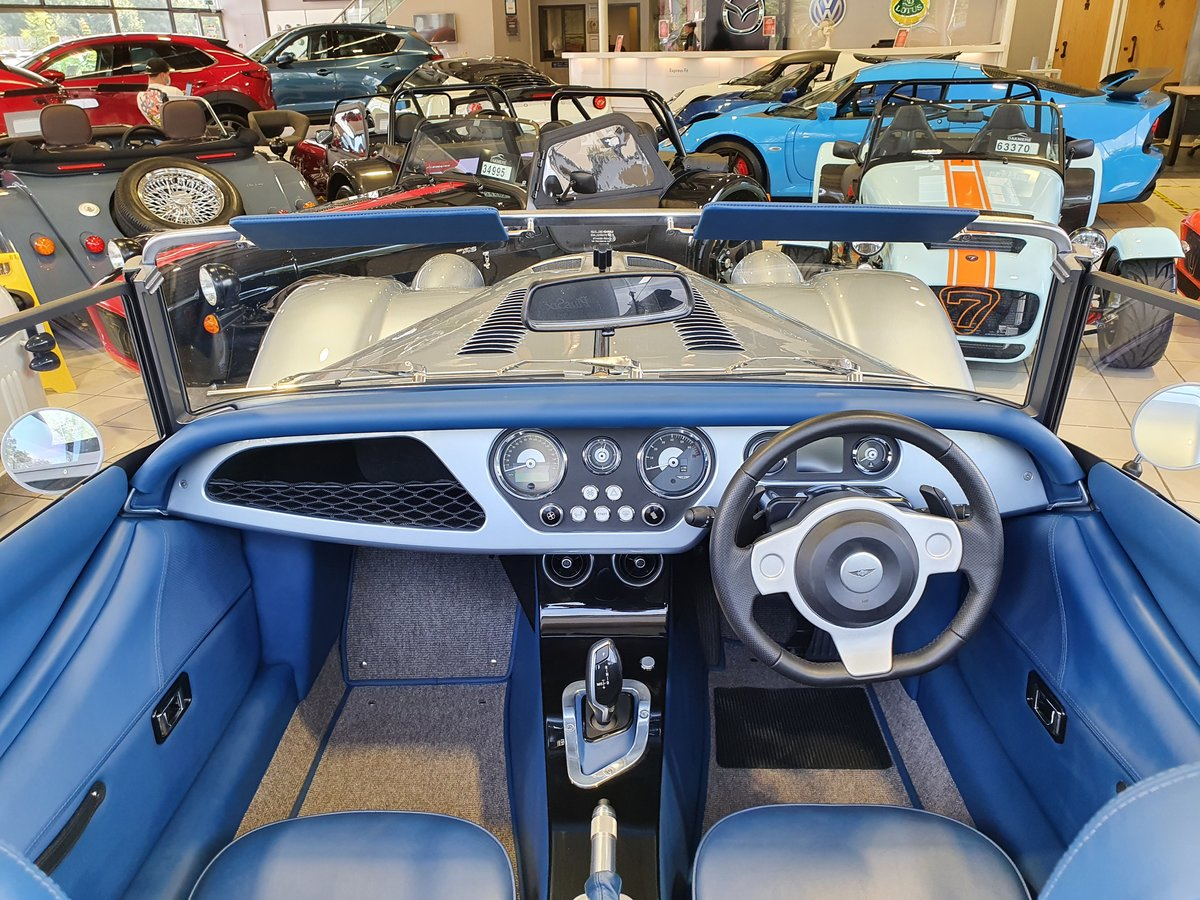 2019 Morgan Plus 6 First Edition For Sale (picture 6 of 6)