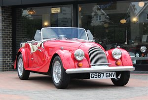 1990 MORGAN 4/4 4-SEATER – JUST ARRIVED!
