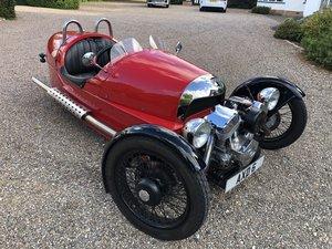 Morgan 3 Wheeler, only 1100 miles!