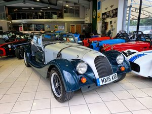 Morgan Brooklands Roadster 3.7 V6.