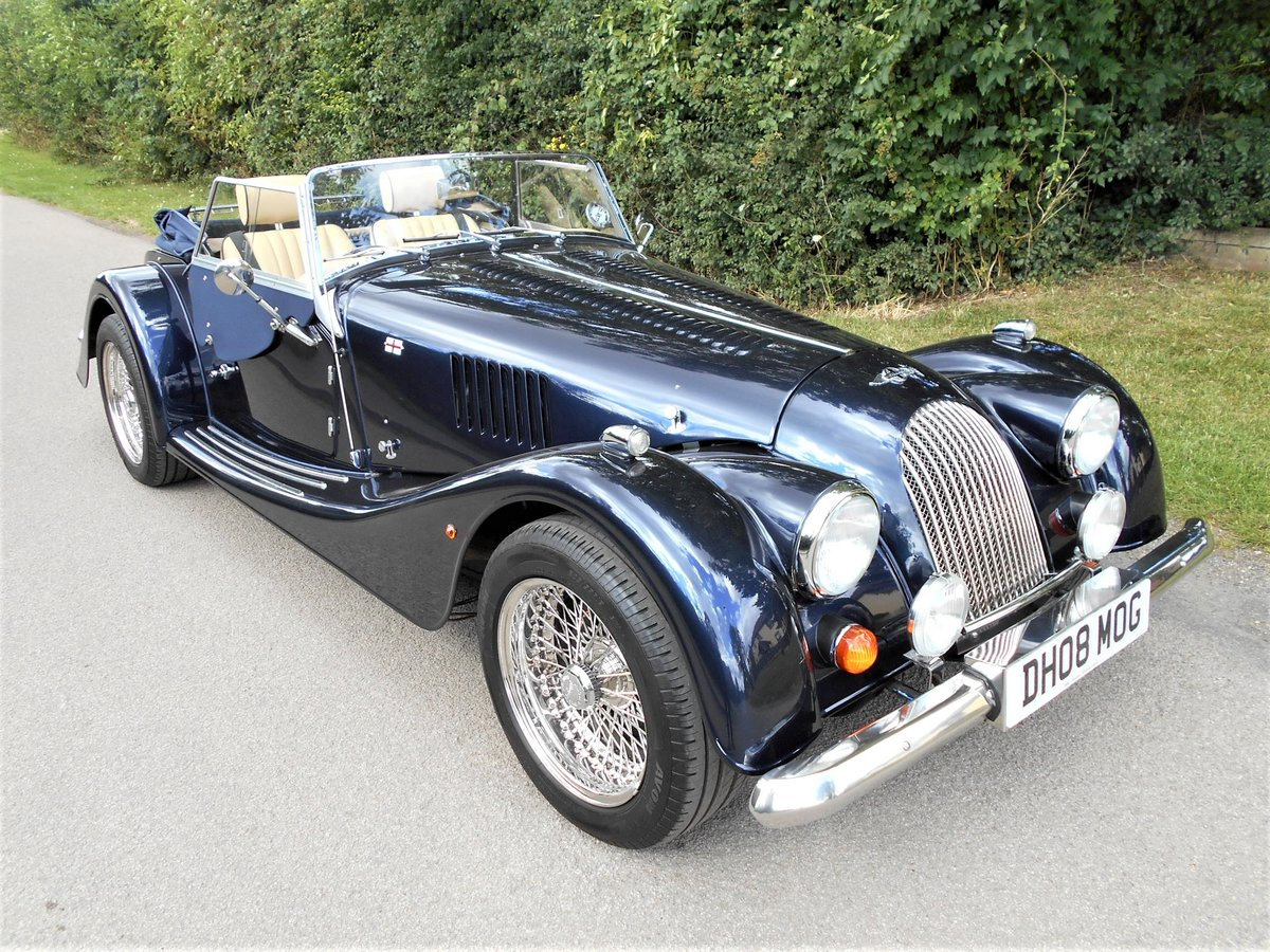 2008 Morgan Roadster For Sale (picture 1 of 6)