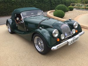 Morgan plus 8.   3.9 V8