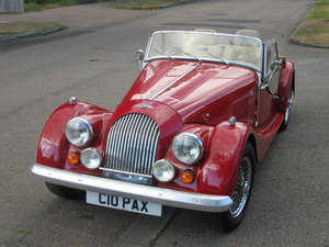 1990 Morgan 4/4 2 seater