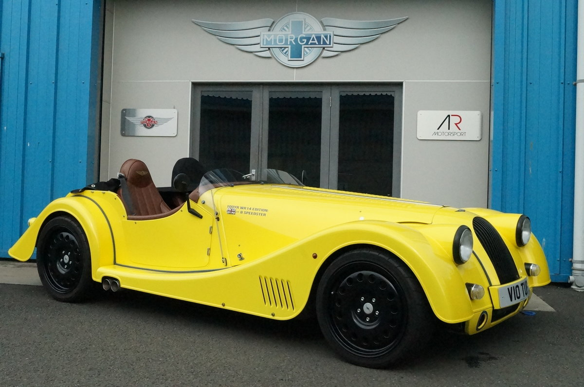 2015 Morgan Plus 8 Speedster For Sale (picture 1 of 6)