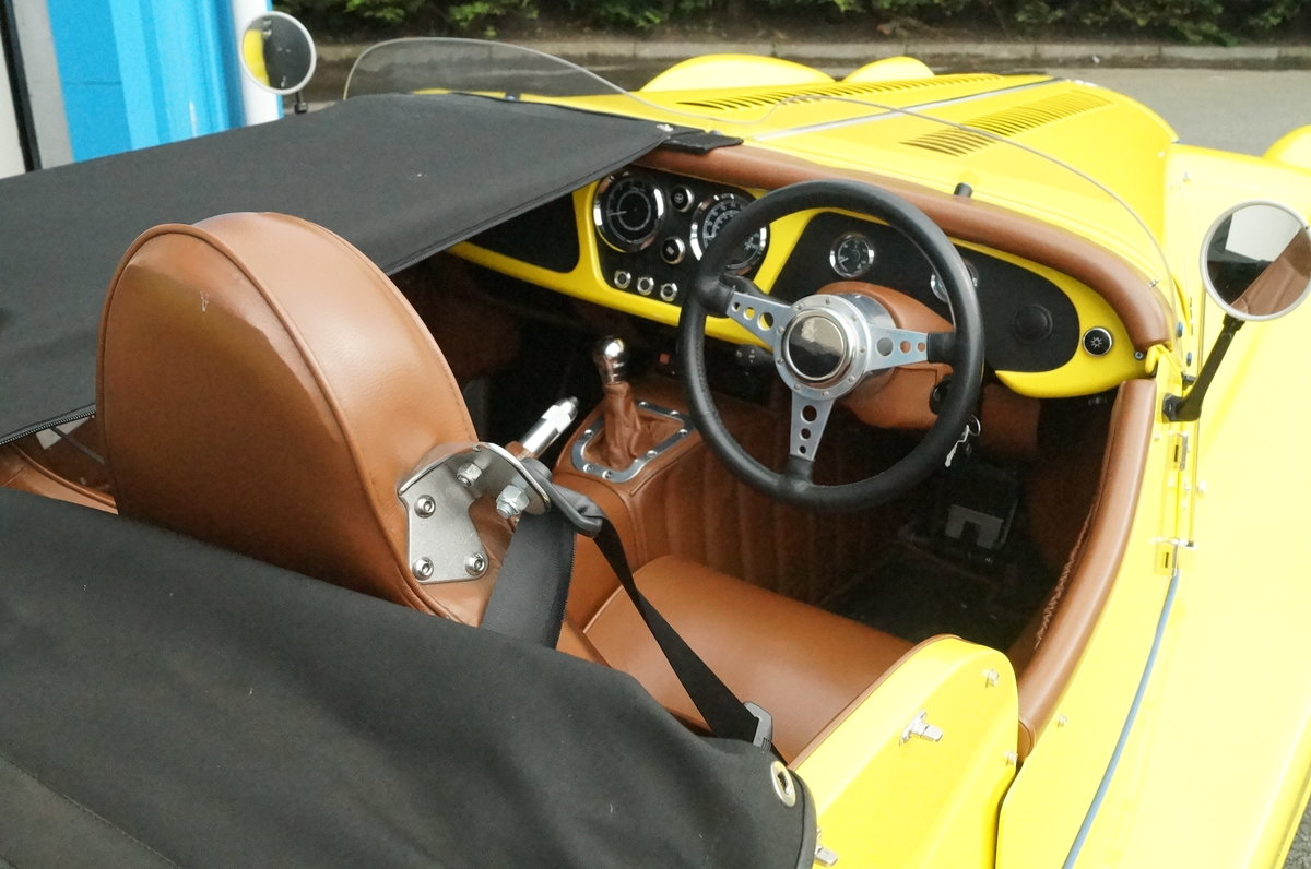 2015 Morgan Plus 8 Speedster For Sale (picture 3 of 6)
