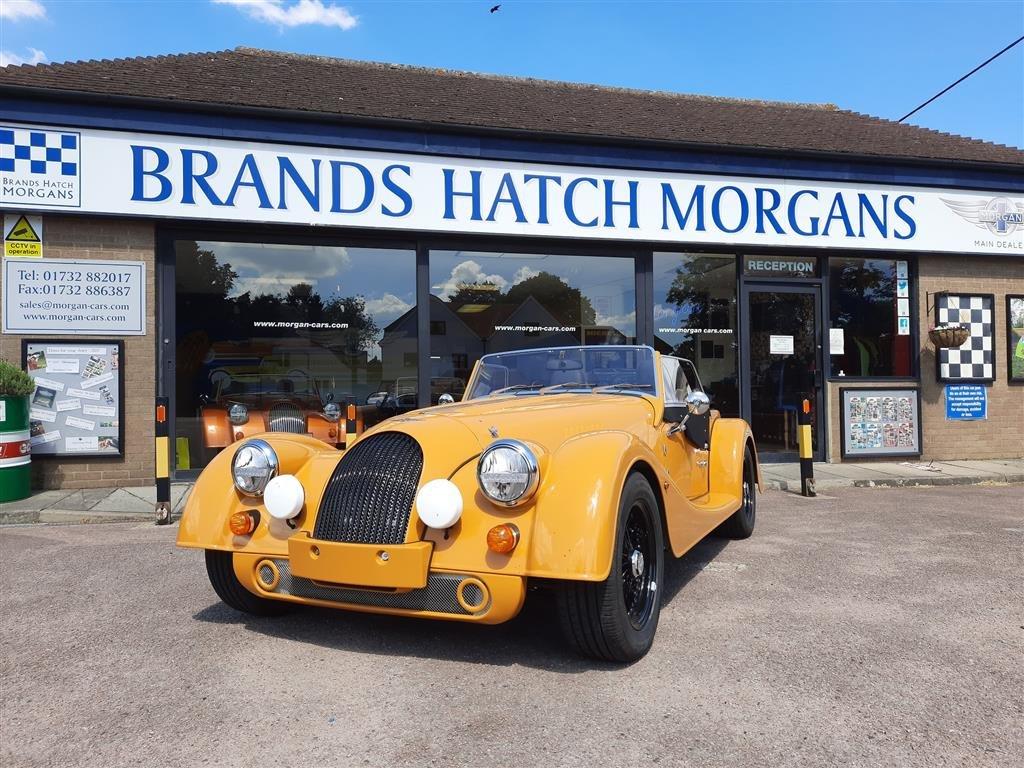 2020 Morgan Plus Four. Unregistered. For Sale (picture 1 of 1)