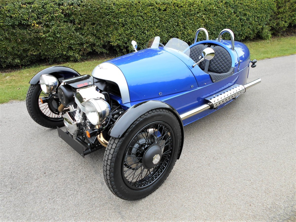 2020 Unregistered Morgan 3 Wheeler For Sale (picture 1 of 6)