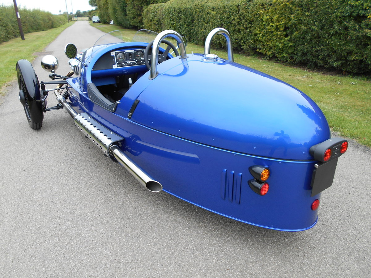 2020 Unregistered Morgan 3 Wheeler For Sale (picture 3 of 6)