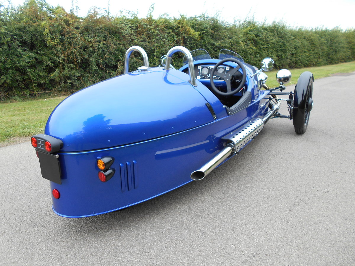 2020 Unregistered Morgan 3 Wheeler For Sale (picture 4 of 6)
