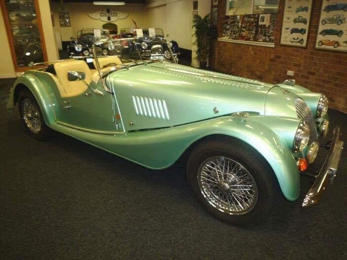 1994 Morgan 4/4 SOLD (picture 1 of 5)
