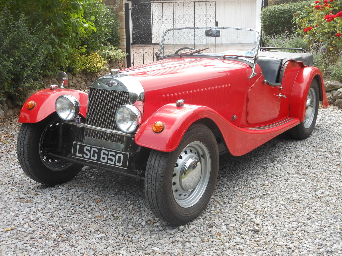 1954 Morgan Plus 4 Flat Rad 4 Seater For Sale (picture 1 of 6)