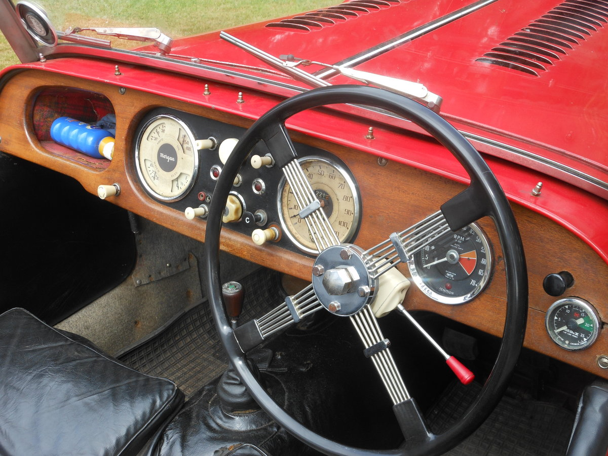 1954 Morgan Plus 4 Flat Rad 4 Seater For Sale (picture 4 of 6)