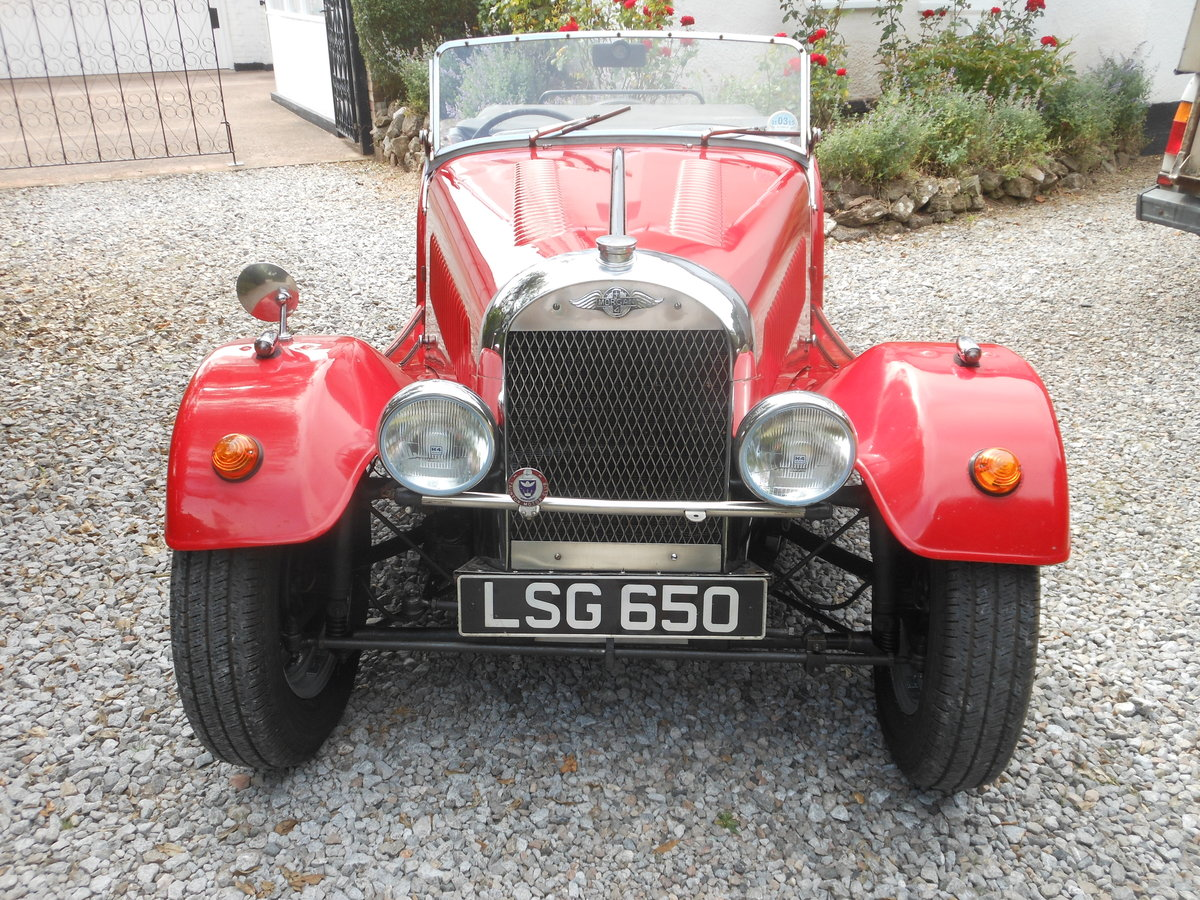 1954 Morgan Plus 4 Flat Rad 4 Seater For Sale (picture 5 of 6)
