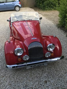 Smart Morgan 4/4 very low mileage 3 owners