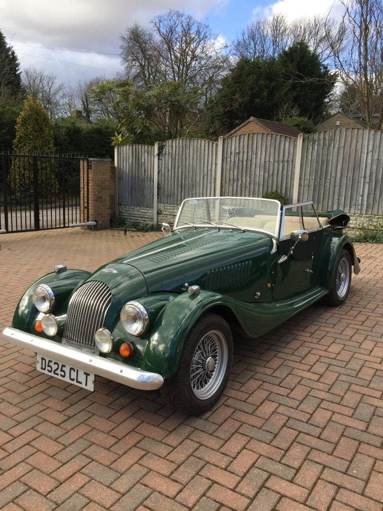 Picture of 1987 Morgan 4/4 For Sale