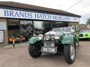 Morgan Plus 4. Under offer at the moment.