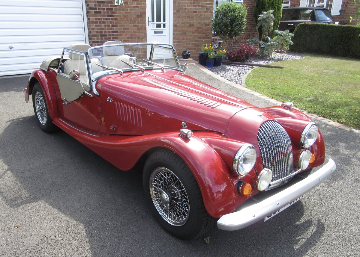 Picture of 1990 Morgan 4/4. 2 seater sports For Sale