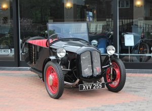Picture of 1933 MORGAN 3 WHEELER FAMILY WITH MATCHLESS MX SV For Sale