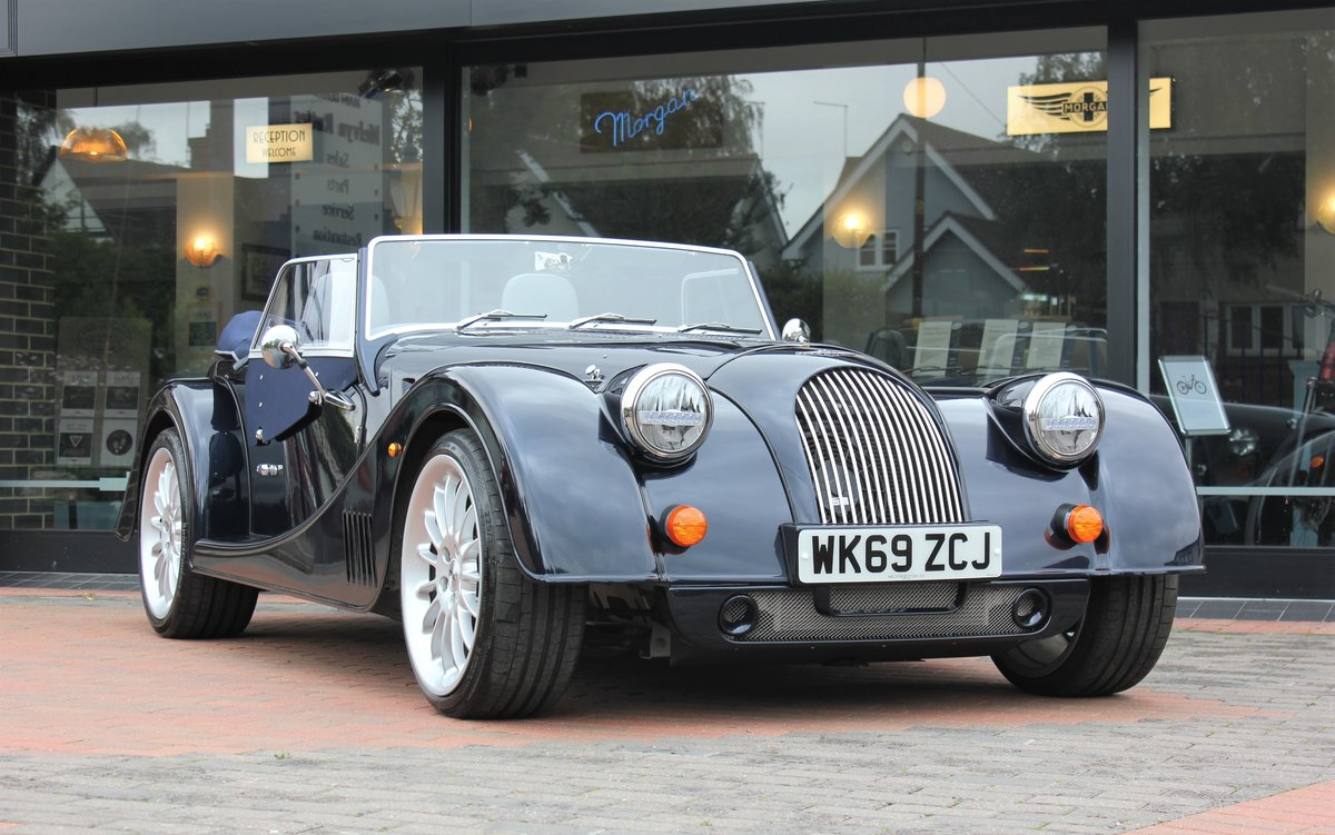 2019 MORGAN PLUS SIX For Sale (picture 1 of 6)