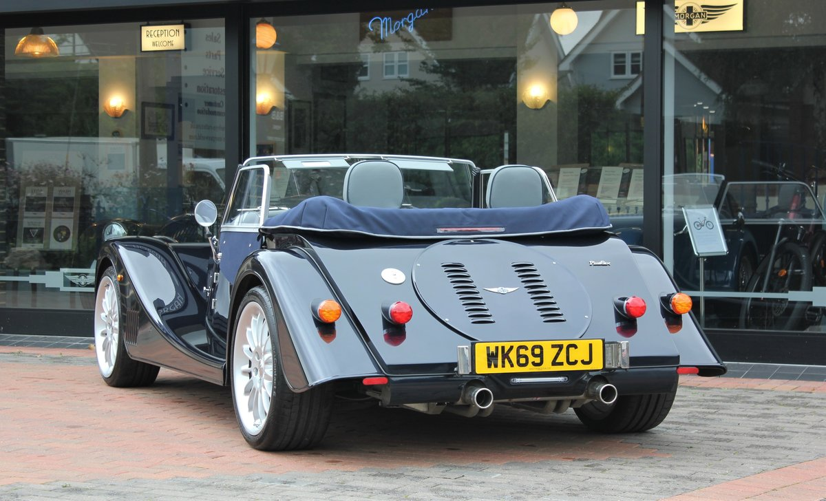 2019 MORGAN PLUS SIX For Sale (picture 3 of 6)