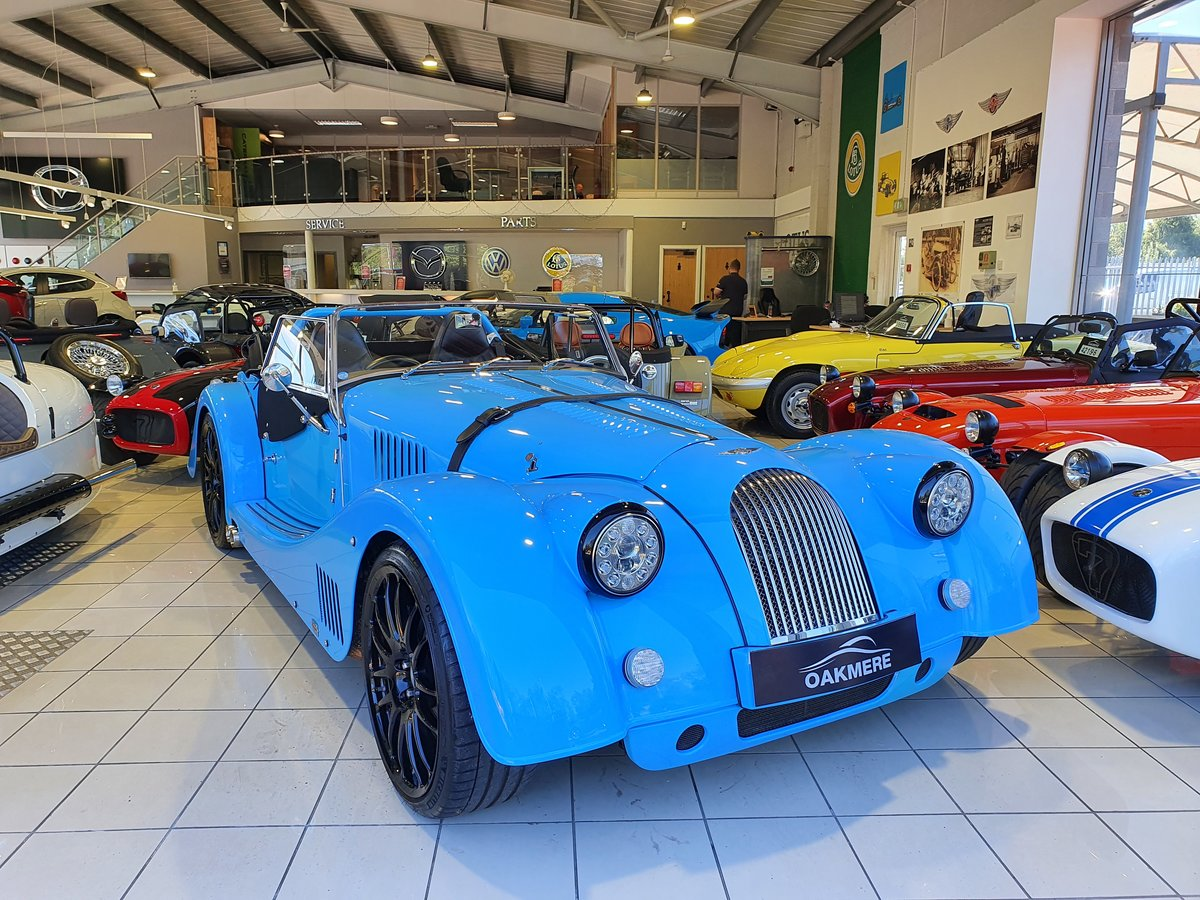 2014 Morgan Plus 8 4.8 For Sale (picture 1 of 6)