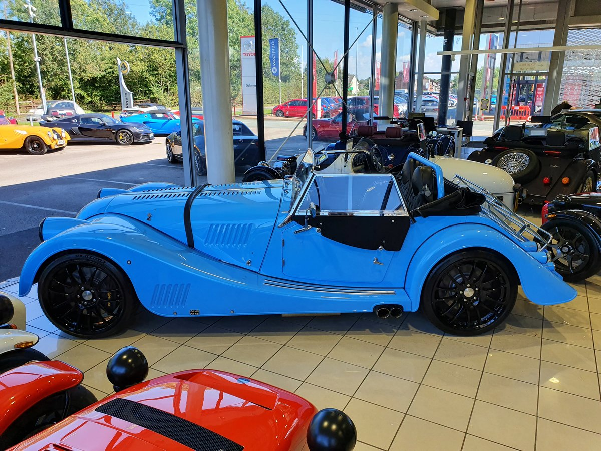 2014 Morgan Plus 8 4.8 For Sale (picture 3 of 6)