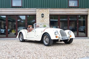 Picture of 2015 Morgan Plus 4 in Ivory and Tan For Sale