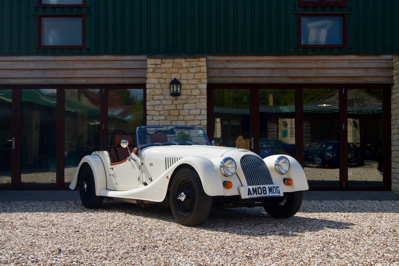 Morgan 4/4 Sport - 2008 For Sale (picture 1 of 6)