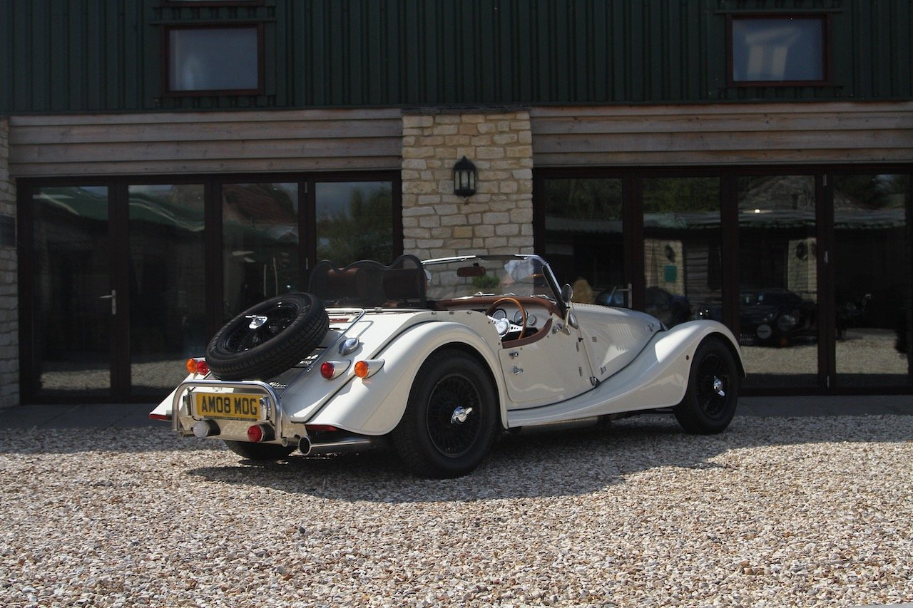 Morgan 4/4 Sport - 2008 For Sale (picture 2 of 6)
