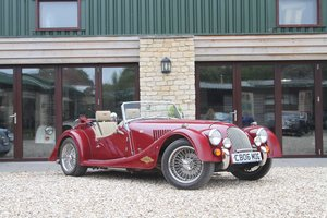 Picture of 2009 Morgan Roadster 3.0 Jaguar Imperial Crimson