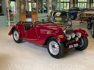 1952 Morgan Plus 4 Flat Rad - One Owner From New For Sale