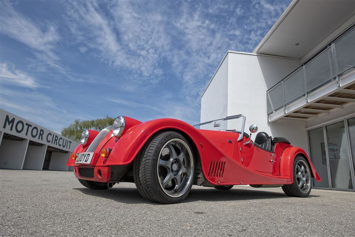 2012 Morgan Plus 8 For Sale (picture 1 of 1)