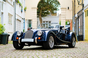 Picture of 2016 Morgan Roadster - Midnight Blue with Black