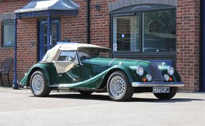 Picture of 1986 MORGAN PLUS 8 3.5-LITRE – GARAGE FIND – Project! SOLD