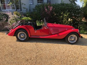 1988 Morgan 4/4 2 Seater 19,000 Miles